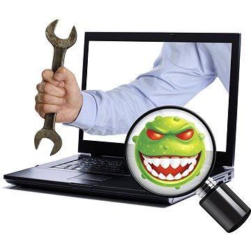 Servis on-line: odvirování počítače (VR404004)