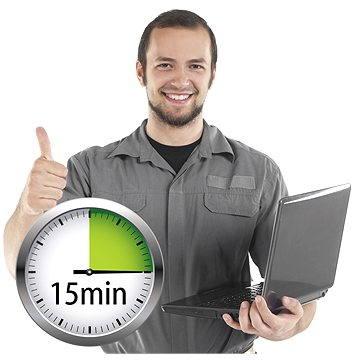 Servis on-line: práce technika 15minut (VR404005)