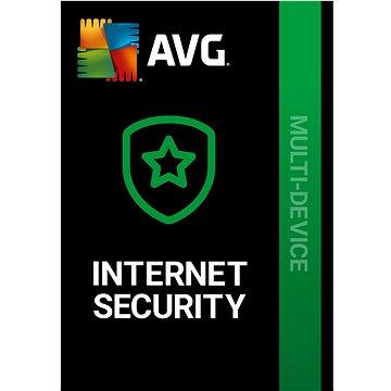 AVG Internet Security Unlimited na 12 měsíců (elektronická licence) (GSREN12EXXA000)
