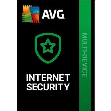 AVG Internet Security Unlimited na 24 měsíců (elektronická licence) (GSREN24EXXA000)