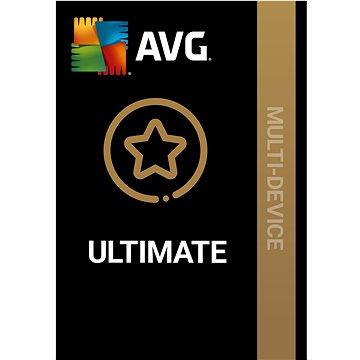 AVG Ultimate na 24 měsíců (elektronická licence) (GSLEN24EXXA000)