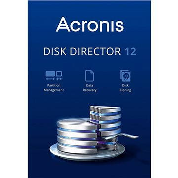 Acronis Disk Director 12 (elektronická licence) (DDUNL1ENS)