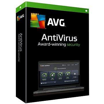 AVG Anti-Virus pro OEM 1 počítač na 12 měsíců (AVCEO12DCZS001)