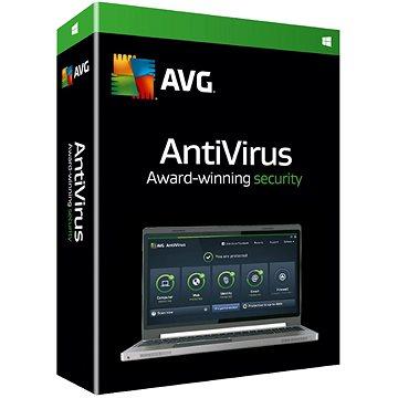 AVG Anti-Virus pro 4 počítače na 12 měsíců (elektronická licence) (AVCEN12EXXS004)