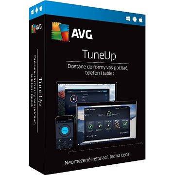 AVG PC TuneUp Unlimited na 24 měsíců (elektronická licence) (GSEEN24EXXA000)