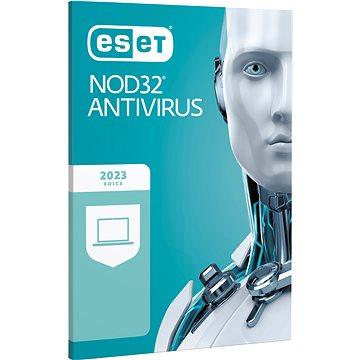 ESET NOD32 Antivirus pro 1 počítač na 12 měsíců