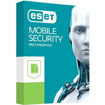 ESET Mobile Security pro 1 telefon na 12 měsíců