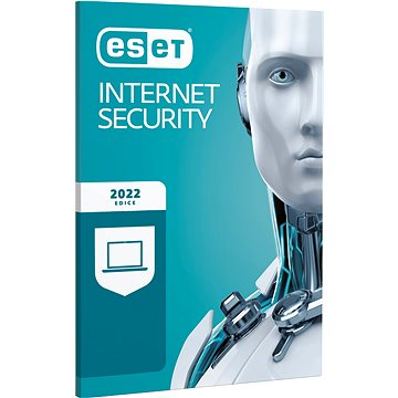 ESET Internet Security pro 1 počítač na 12 měsíců (elektronická licence) (EL005) + ZDARMA Poukaz Elektronický dárkový poukaz Alza.cz na nákup zboží v hodnotě 500 Kč platný do 31.12.2017