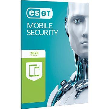 ESET Mobile Security pro 1 telefon na 12 měsíců (elektronická licence) (EL007)