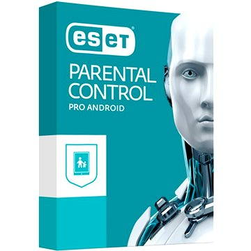 ESET Parental Control pro 1 Android zařízení na 24 měsíců (elektronická licence) (EL008B)