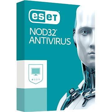 ESET NOD32 Antivirus 9 pro 4 počítače na 12 měsíců SK (SKSW_BNOD9_4_1)