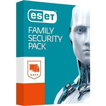 ESET Family Security Pack pro 4 zařízení na 18 měsíců SK (FAMILY-SEC-4PC-18M-BOX)