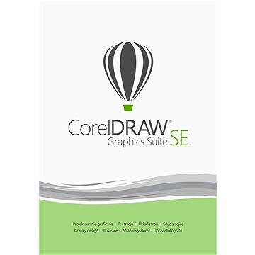 Corel Draw Graphic Suite Special Edition CZ (CDGSSPCZPLMBEU)