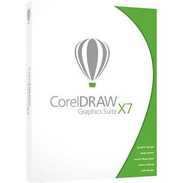 CorelDRAW Graphics Suite X7 Small Business Edition ENG (CDGSX7IEDBSBE)