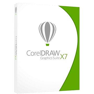 CorelDRAW Graphics Suite X7 CZE - Small Business Edition (CDGSX7CZPLDBSBE)