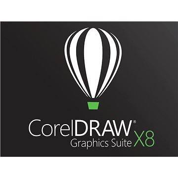 CorelDRAW Home & Student Suite X8 (CDHSX8CZPLMBEU)
