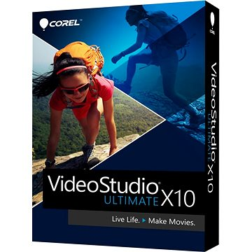 Corel VideoStudio Pro X10 Ultimate ML (VSPRX10ULMLMBEU)