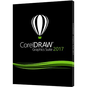 CorelDRAW Graphics Suite 2017 (CDGS2017CZPLDP)
