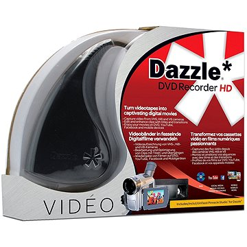 Dazzle DVD Recorder HD ML Box (DDVRECHDML)