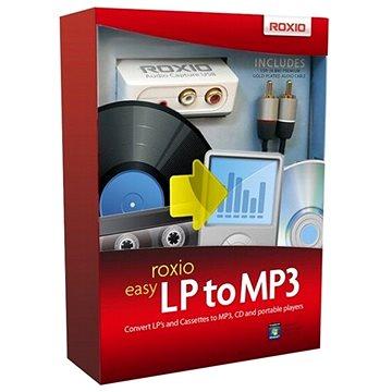 Roxio Easy LP to MP3 EN/FR/DE/ES/IT/NL (243600UK)