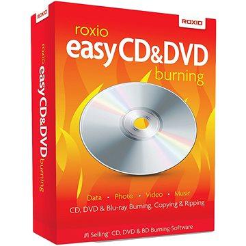 Roxio Easy CD & DVD Burning EN (220810EU)