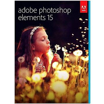 Adobe Photoshop Elements 15 CZ (65273650)