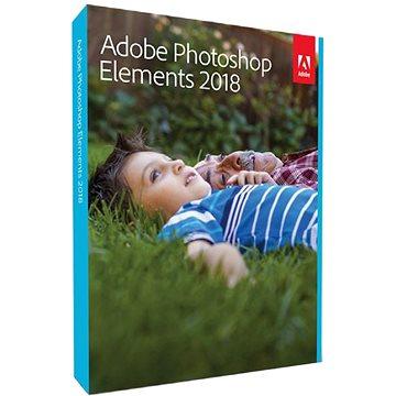 Adobe Photoshop Elements 2018 MP ENG (65281996)