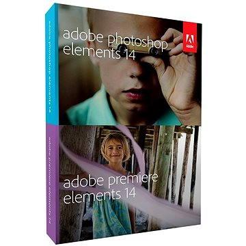 Adobe Photoshop Elements 14 + Premiere Elements 14 ENG (65263931)