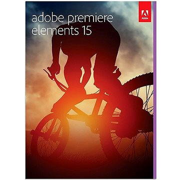 Adobe Premiere Elements 15 CZ (65273843)