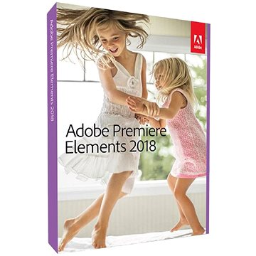 Adobe Premiere Elements 2018 CZ (65282074)