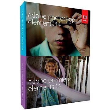 Adobe Photoshop Elements 14 + Premiere Elements 14 ENG Student & Teacher (65263979)