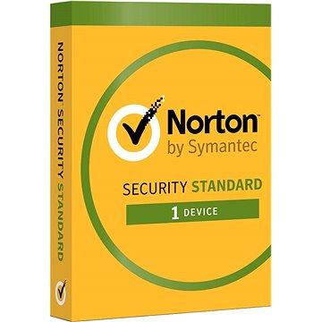 Norton Security Standard CZ, 1 uživatel, 1 zařízení, 2 roky (elektronická licence) (21384899)