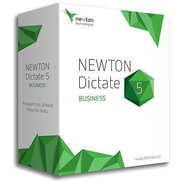 NEWTON Dictate 5 Business CZ (NTND5BUSKCZ)
