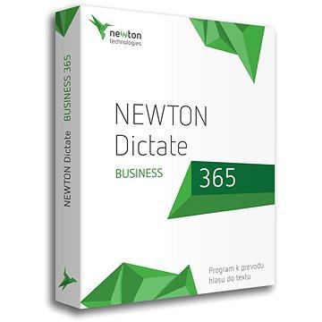 NEWTON Dictate Business 365 SK (elektronická licence) (NTND365BUSESK)