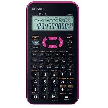 Sharp EL-531XH PK růžová