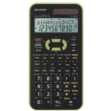 Sharp EL-520X zelená (EL-520XGR)