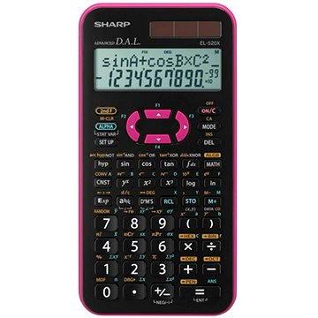 Sharp EL-520X růžová (EL-520XPK)
