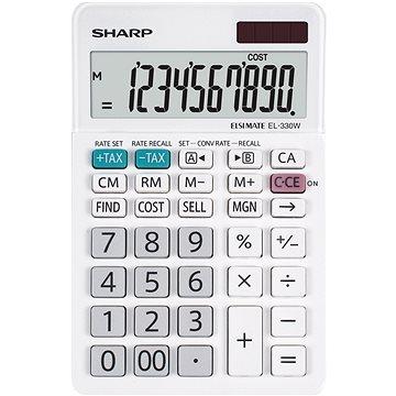 Sharp EL-330W bílá (SH-EL330W)