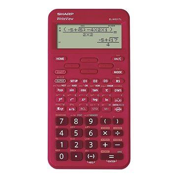 Sharp EL-W531TL červená (SH-ELW531TLBRD )