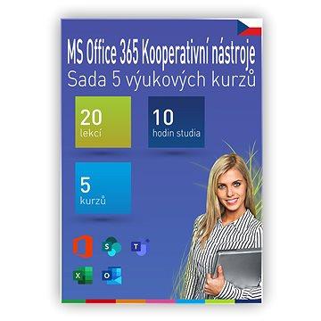 GOPAS MS Office 365, Teams - Sada 5 výukových kurzů CZ (elektronická licence) (CS-Off365-CS5)