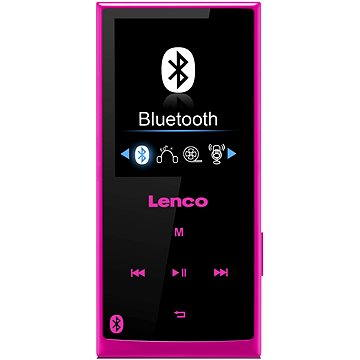 Lenco Xemio 760 8GB s Bluetooth růžový (Xemio-760 BT Pink)