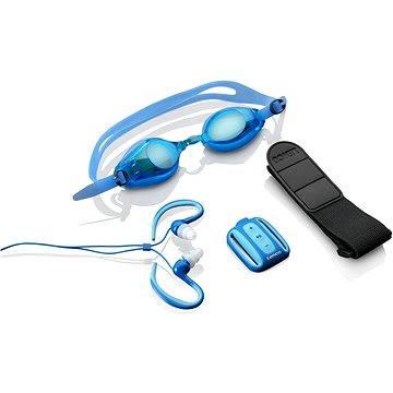 Lenco Xemio 1000 8GB modrý (XEMIO-1000)