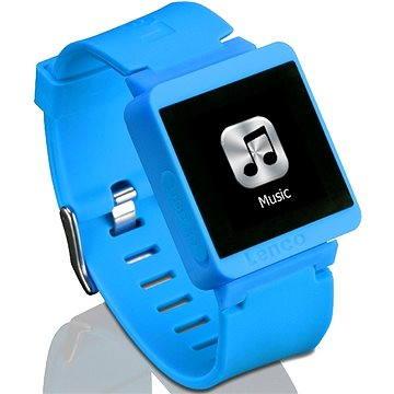 Lenco Sportwatch-100 modrý (8711902032496)