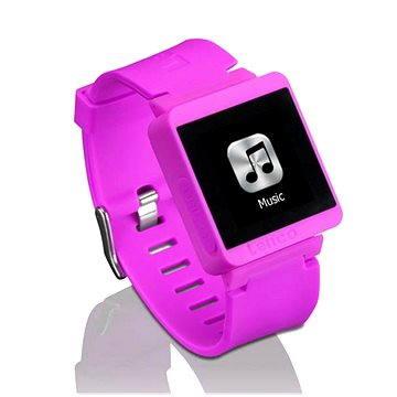 Lenco Sportwatch-100 růžový (8711902032403)