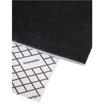 XAVAX Pachový/ tukový filtr pro digestoře, s aktivním uhlím, set 2ks (111871)