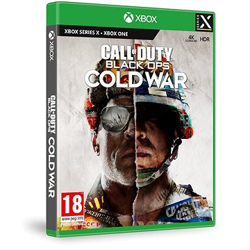 Call of Duty: Black Ops Cold War - Xbox Series X (5030917292613)