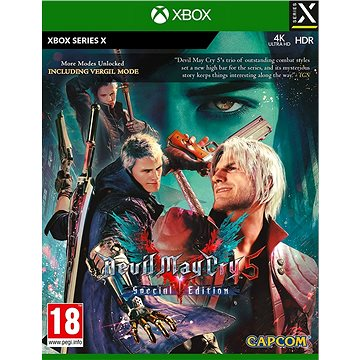 Devil May Cry 5: Special Edition - Xbox Series X (5055060973899)