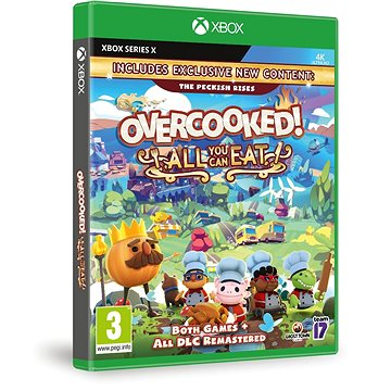 Overcooked! All You Can Eat - Xbox Series X (5056208809117)