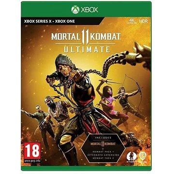 Mortal Kombat 11 Ultimate - Xbox (5051890325051)