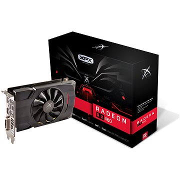 XFX Radeon RX 460 2GB Single Fan (RX-460P2SFG5)